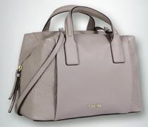 Duffle-Bag mit geprägten Seiteneinsätzen
