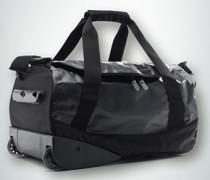 Reisetasche mit Rollen, Gr.S, schwarz