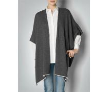 Pullover Cape aus Baumwolle