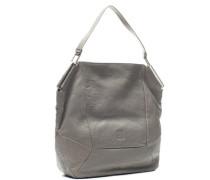 Hobo Bag, Sculpture-Nappa, taupe