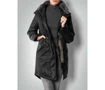 Mantel in trendigem Design