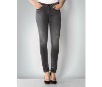 Jeans in modischer Waschung