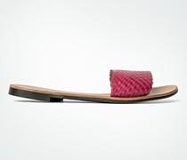 Schuhe Sandale mit Flecht-Steg
