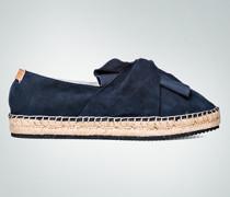 Schuhe Espandrilles mit Knotendetail