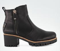 Schuhe Stiefeletten mit Lammfell-Fütterung