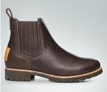 Schuhe Stiefelette mit Profilsohle