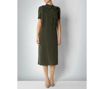Kleid aus edler Crepé-Seide