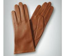 Handschuhe Schafnappa, saddle brown