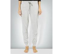 Pyjama-Hose mit Bündchen