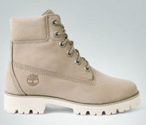 Schuhe Stiefelette mit markanter Profilsohle