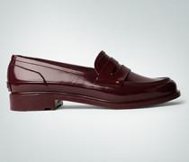 Schuhe Penny Loafer mit Zierriegel