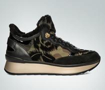 Schuhe Sneaker mit Lammfell