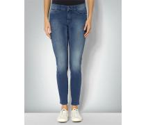 Jeans mit Musterung