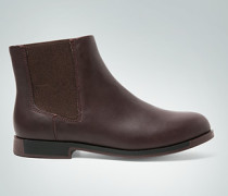 Schuhe Chelsea-Boots mit Kontrast-Sohle