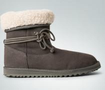 Schuhe Stiefelette mit Textil-Futter