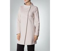Mantel in leicht ausgestellter Silhouette