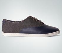 Schuhe Sneaker aus Canvas-Leder