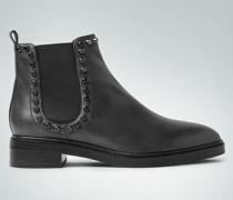 Schuhe Chelsea-Boots mit Nieten