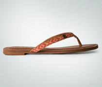 Schuhe Zehensandale mit Textilband