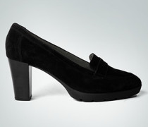Schuhe Pumps mit kleinem Plateau