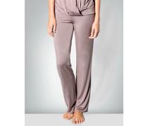 Nachtwäsche Pants mit Bindegürtel