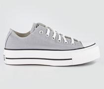 Schuhe Sneaker mit Plateausohle