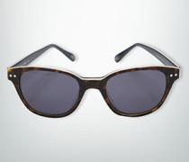 Brille Sonnenbrille in mehrfarbigem Design