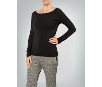 Pullover mit Schleifen-Detail im Rücken