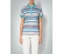 Polo-Shirt im Streifen-Dessin