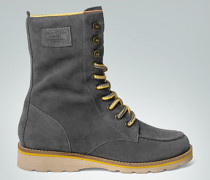 Schuhe Schnürstiefel aus Leder