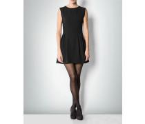Kleid mit Falten im Rockteil