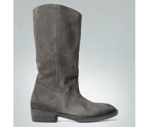 Schuhe Stiefel 'Cigreta' im Used-Look