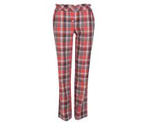 Nachtwäsche Pyjama-Pants im klassischen Look