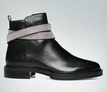 Schuhe Stiefeletten mit Schmuckband