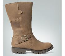 Schuhe Stiefel mit Schnalle
