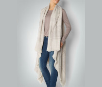Pullover Cape im Ethno-Look