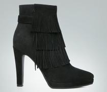 Schuhe Stiefeletten mit Fransen