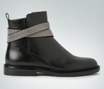 Schuhe Stiefelette mit Zierriemen