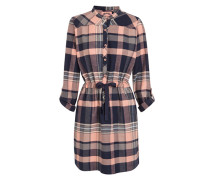 Langbluse aus Flanell