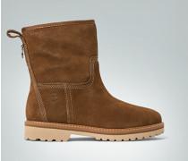 Schuhe Bootie mit leichter Kontrastsohle