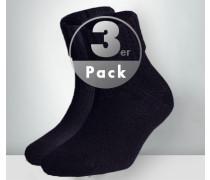 Socken Socken Wight, 3er-Pack, nacht