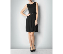Kleid mit Plissee-Rock