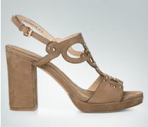 Schuhe Sandalen mit Blockabsatz