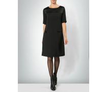 Kleid in Crêpe-Qualität