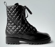 Schuhe Stiefeletten mit Rautensteppungen