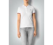 Polo-Shirt aus Baumwoll-Piqué