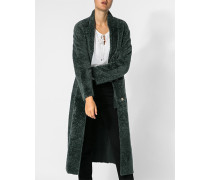 Mantel aus Lammfell