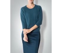 Pullover mit Kontrast-Rücken