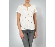 Shirt mit Blumen-Print