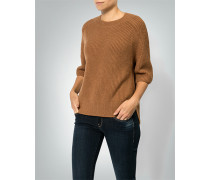 Pullover aus Rippenstrick